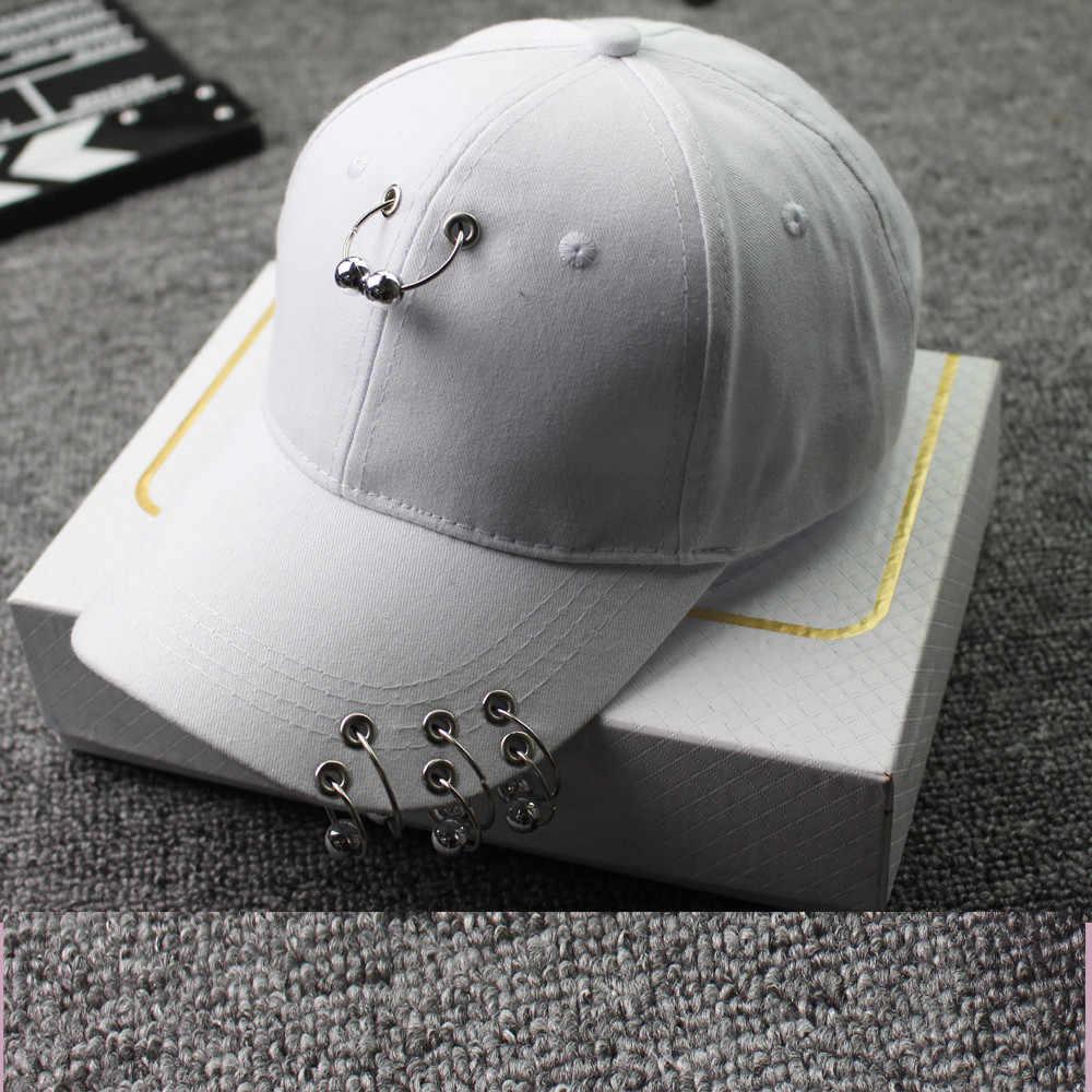 Trendzone 5/23 Women Men Fashion Baseball Cap Iron Hoop Snapback Hip Hop Flat Hat Free Shipping