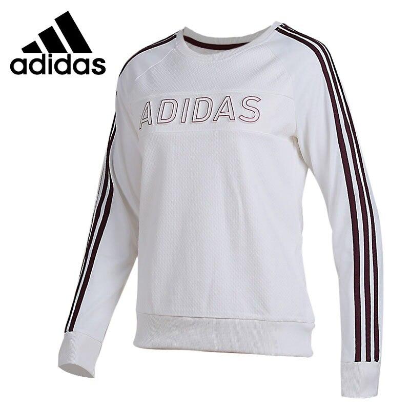 Original New Arrival 2018 Adidas NEO Label CS SWEATSHIRT Women's Pullover Jerseys Sportswear original new arrival 2018 adidas neo label m cs sweatshirt men s pullover jerseys sportswear