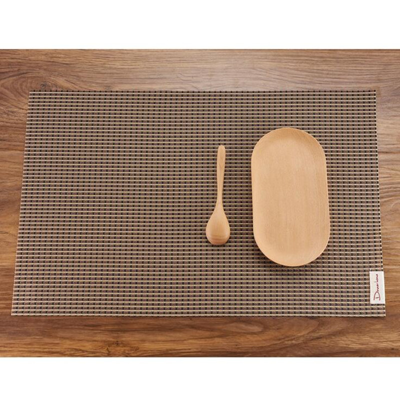 4PCS Tesling Placemat PVC Table Cloth Non Slip Pad Kitchen Bar Decoration  Supplies Food Mat Coffee Dessert Shop Tableware Mats In Mats U0026 Pads From  Home ...