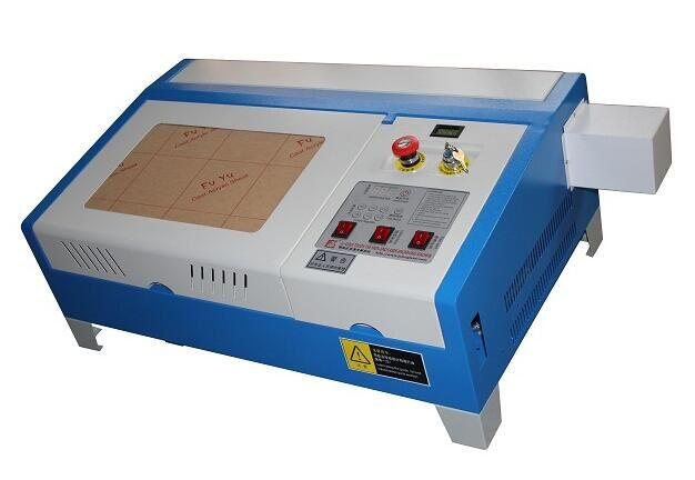 50W CO2 Laser Engraving Cutting Machine Wood Acrylic Laser Cutter