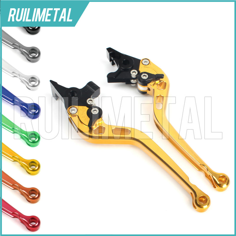 Adjustable long straight Clutch Brake Levers for HONDA CBR 600 F CBR600F 99 00 Deauville 2006 2007 06 07 NT NC 700 S X 14 15 billet alu folding adjustable brake clutch levers for motoguzzi griso 850 breva 1100 norge 1200 06 2013 07 08 1200 sport stelvio