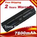 7800 mAh batería del ordenador portátil HP PAVILION DV3 DV5 DV6 DV7 G4 G6 G7 WD548AA WD549AA HSTNN-IBOW HSTNN-LB0W HSTNN-OB0X HSTNN-OB0Y