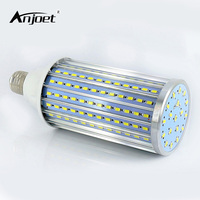 ANJOET Aluminum Corn Light 210LEDs E27 LED lamp bulb Led Light SMD 5730 80W Led Corn Bulb 110V 220V Chandelier Candle light