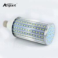 ANJOET Aluminum Corn Light 210LEDs E27 LED lamp bulb Led Light SMD 5730 80W Led Corn Bulb 110V 220V Chandelier Candle light