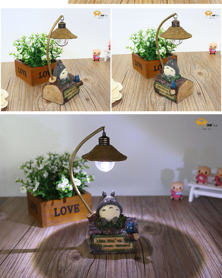 Luzes da Noite mesa de luz noite romântica Tipo of Light Source : Led Lamp