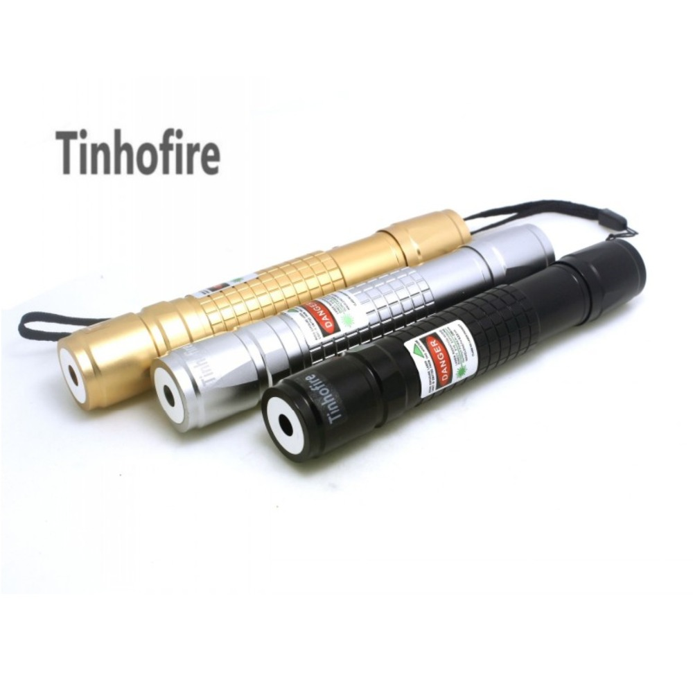 Tinhofire Check Laser 5mW Green Laser Pointer Pen Laser Pointer Pen Beam Light High Powe ...