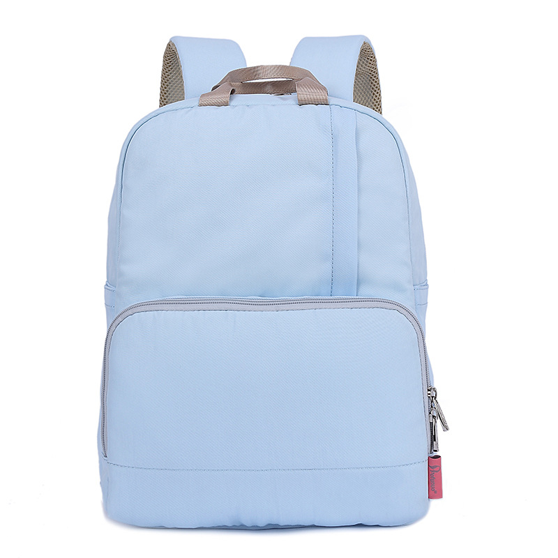 Waterproof Backpack Diaper Bag Baby Nappy Bags Large Maternity Bag Best Baby Changing Bag Cute Diaper Travel Backpack Insulation