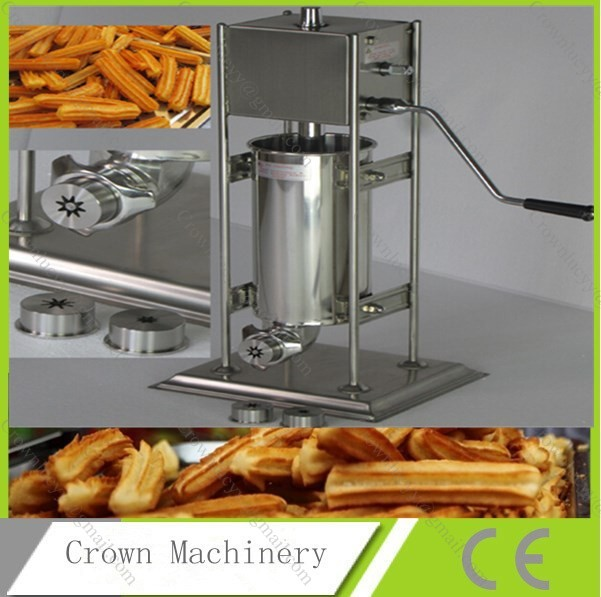 3L Stainless Steel Churros making machine