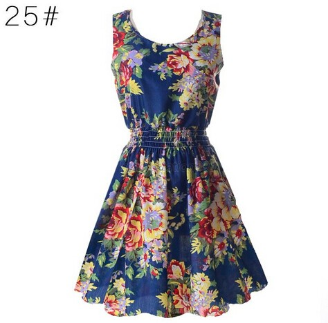 HTB109GsOpXXXXavXpXXq6xXFXXXB - New Summer Women Tank Chiffon Beach Vestido Sleeveless T-shirts