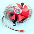 Новый PC ПРОЦЕССОР Вентилятор Охлаждения Cooler Радиатор Для Intel LGA775 AMD AM2 AM3 754 939 940