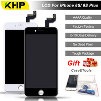 2019 100% Original KHP AAAA Screen LCD For iPhone 6S Plus Screen LCD Replacement Screen IPS Display Touch Quality 6S Plus LCDS