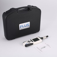 FLUS ET 951 Handheld Digital Humidity Tester Temperature Meter Monitor LCD Display Multifunction Hygrometer Thermometer