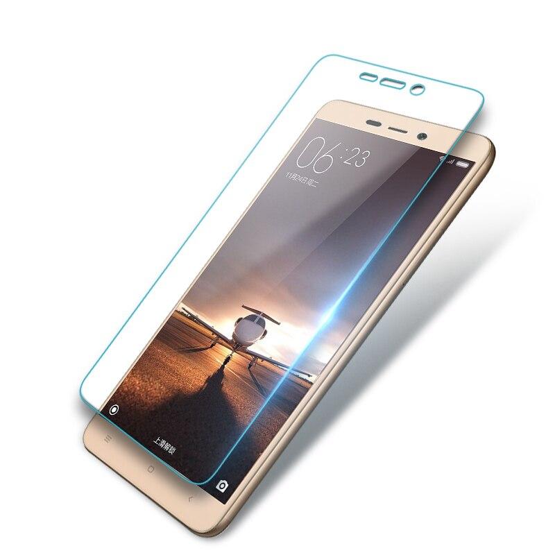 Ultratunna premium härdat glas för Xiaomi Redmi 6A 5A Note 4X 3 Pro - Reservdelar och tillbehör för mobiltelefoner - Foto 2