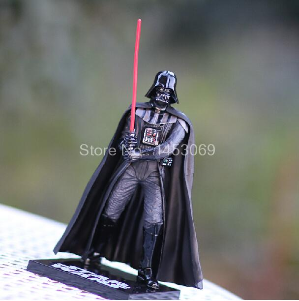 Crazy Toys Star Wars Darth Vader PVC Action Figure Collectible Model Toy 820cm new 1pc darth vader 10cm baby kids childs action figure toy loose xmas