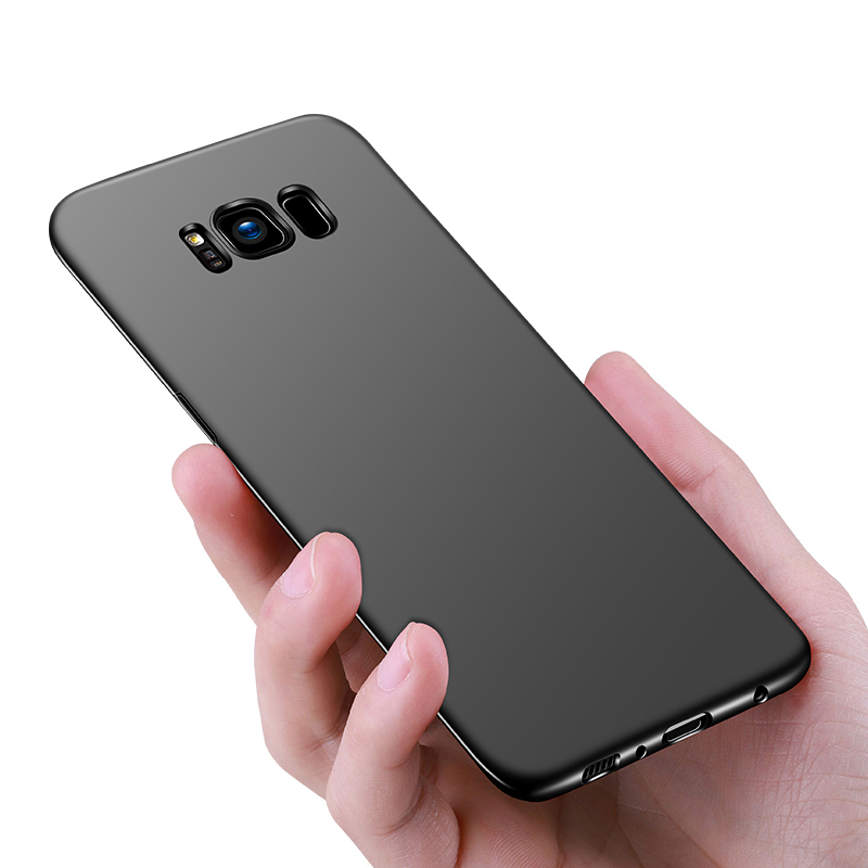 Luxury Slim <font><b>Hard</b></font> PC Phone <font><b>Case</b></font> For <font><b>Samsung</b></font> Galaxy S5 Neo S6 S7 Edge S8 S9 Plus A3 <font><b>A5</b></font> A7 J3 J5 J7 2015 <font><b>2016</b></font> 2017 Prime Back Cover image