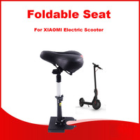Xiaomi Electric M365 Scooter Seat Foldable Saddle Shock Absorbing Seat Comfortable Folding Chair For Xiaomi Electric