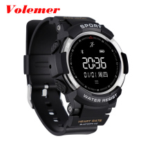 Original No.1 F6 Smartwatch IP68 Waterproof Bluetooth 4.0 Dynamic Heart Rate Monitor Smart watch For Android Apple Smart Phone