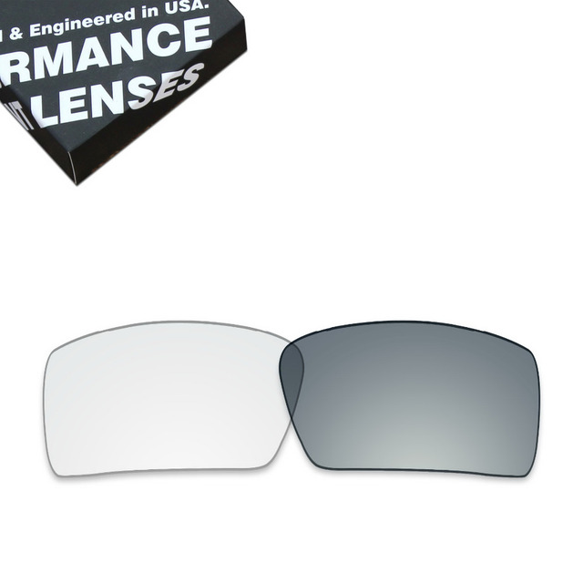 bb94e6461a ToughAsNails Replacement Lenses for Oakley Eyepatch 2 Sunglasses  Photochromic Clear Color (Lens Only)