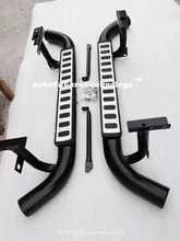 Car Styling Refitting Parts Running Boards Side Steps Fit For Land Defender Rover Vehicle 2008 2013