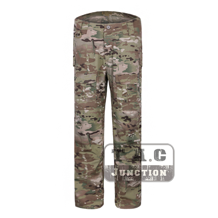 Emerson Tactical CP Field Combat Battle Pants EmersonGear Crye Precision Style Airsoft Hunting Camouflage Camo Training Pants