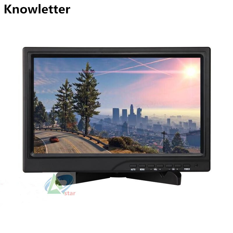 13.3 inches IPS HD 1080P Monitor For XBox PS WiiU Game Console//Raspberry