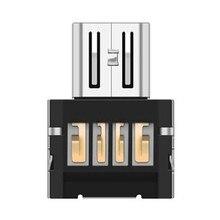 Usb Hub micro sd usbแฟลชไดรฟ์ที่มีคุณภาพสูงร้อนขายhddมินิUSB 2.0 M Icro USB OTGอะแดปเตอร์แปลงโทรศัพท์มือถือไปยังสหรัฐอเมริกา4 *