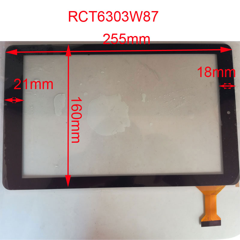 Myslc touch screen Replacement for 10.1 Inch Rca 10viking Pro Rct6303w87dk Rct6303w87 Tablet Pc