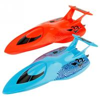TOYS 3322 4CH 2 4G Remote Control Red Blue Mini RC Submarine R C RACING BOAT
