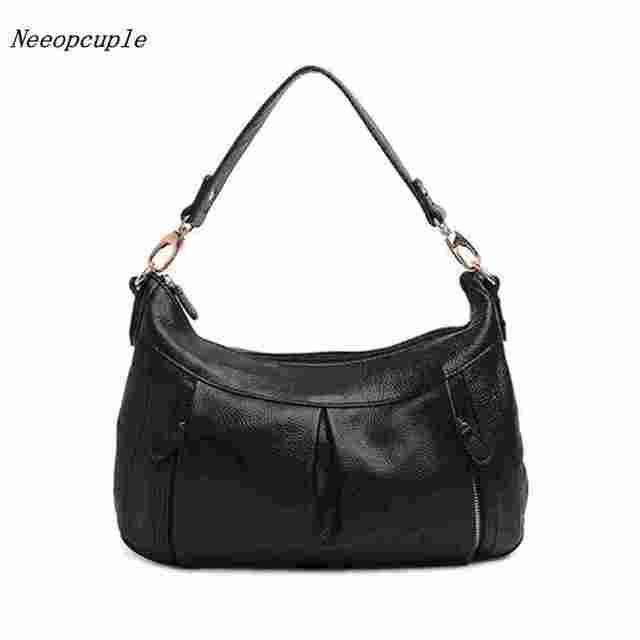 2a0eea67fa95 Neeopcuple 2017 Brand Name Ladies Bags Famous Designer Woman Handbag  Fashion Brand Name Ladies Women Genuine Leather Hand Bags