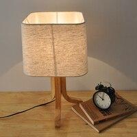 IDERAN Desk Lamp Wood Lamps Table Lamp Indoor Lights Modern Latest Design Flexible Memory Function Color
