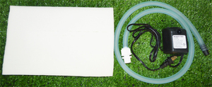 Image 5 - 54 Holes Hydroponic Piping Site Grow Kit Deep Water Culture Planting Box Gardening System Nursery Pot Hydroponic Rack 220V