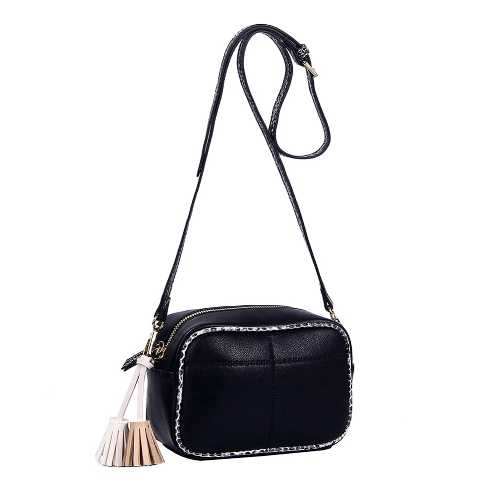 Summer Women Crossbody Bags Solid Box Stylish Ladies Tassel Single Shoulder Bags Female Messenger Bolsa Casual Cross Body FlapSummer Women Crossbody Bags Solid Box Stylish Ladies Tassel Single Shoulder Bags Female Messenger Bolsa Casual Cross Body Flap