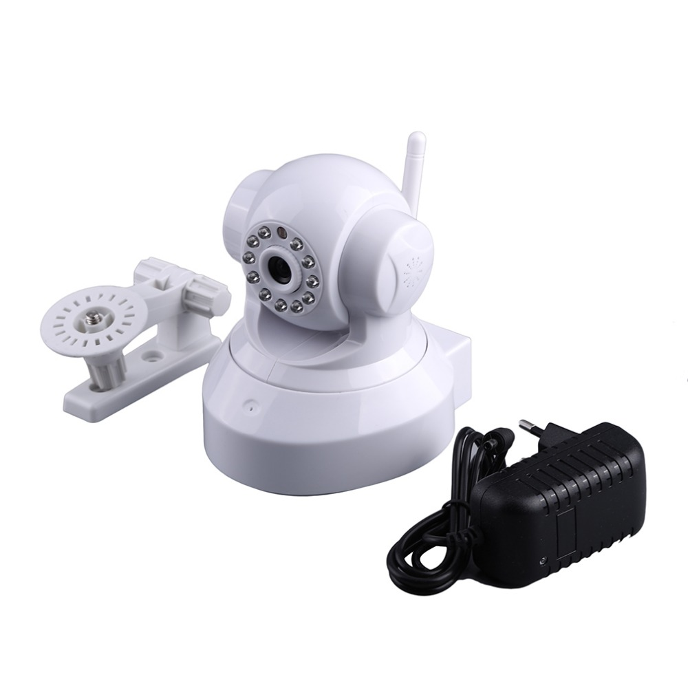где купить White Outdoor Day or Night Auto Switch CMOS Color 1300TVL High Resolution 8m Cctv Security Camera Surveillance Day Night EX-A44W дешево