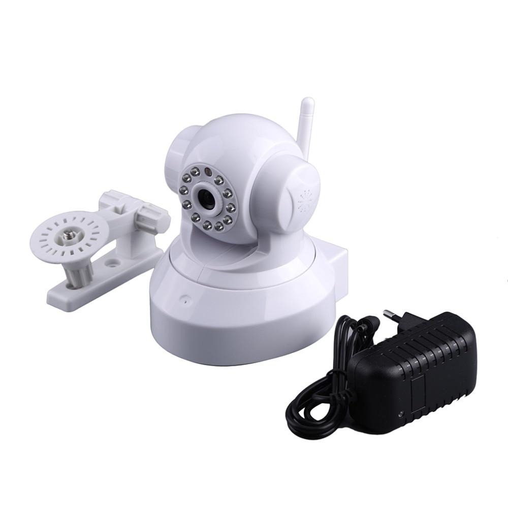 где купить White Outdoor Day or Night Auto Switch CMOS Color 1300TVL High Resolution 8m Cctv Security Camera Surveillance Day Night EX-A44W дешево