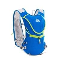 AONIJIE 8L Lightweight Running Vest Backpack Outdoor Sports Marathon Cycling Hiking Bag Mochila Optional 1 5L