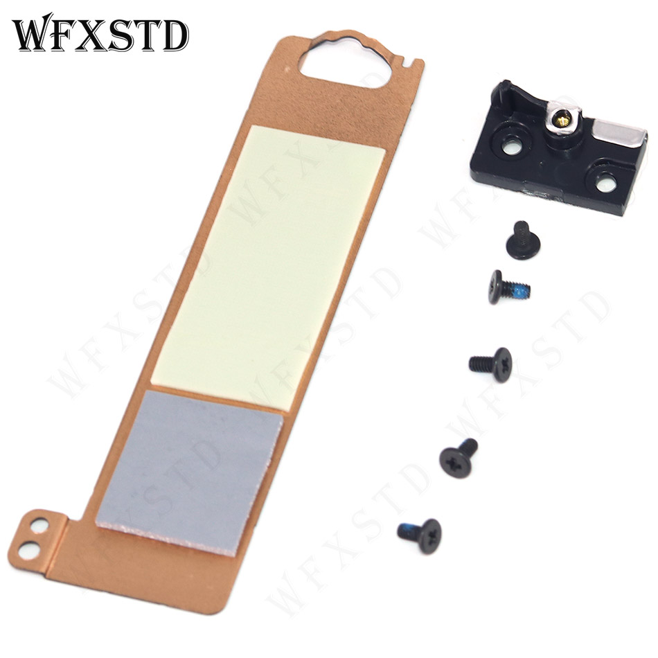 NEW Cooling Bracket Frame 2FFR0 X3DN4 SSD M.2 Plate For Dell Latitude E5280 5290 5480 5490 5580 5590 Precision M3520 3530