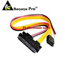 Banana Pi SATA cable. Banana Pro HDD Cable. Banana Pi hard disk cable. Connect 2.5 inch hard disk to Banana Pi