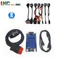 2016 Авто Диагностический Инструмент TCS CDP Кабели CDP Bluetooth 2015 R3 Бесплатный Активность Для Автомобили/Грузовики/Generic 8 автомобильный Кабель