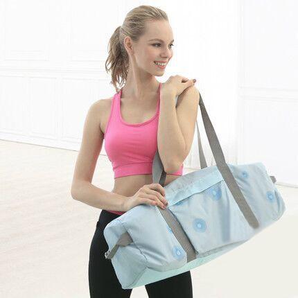 Women Large Yoga Bags Sports Male Mens Canvas Yoga Borsa Yoga Mat Gym Bag Women Sports Bolsa