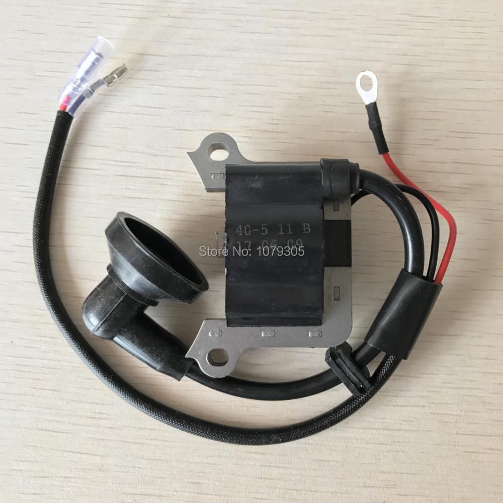 43CC 52CC 40-5 44-5 Brush Cutter Ignition Coil 62mm