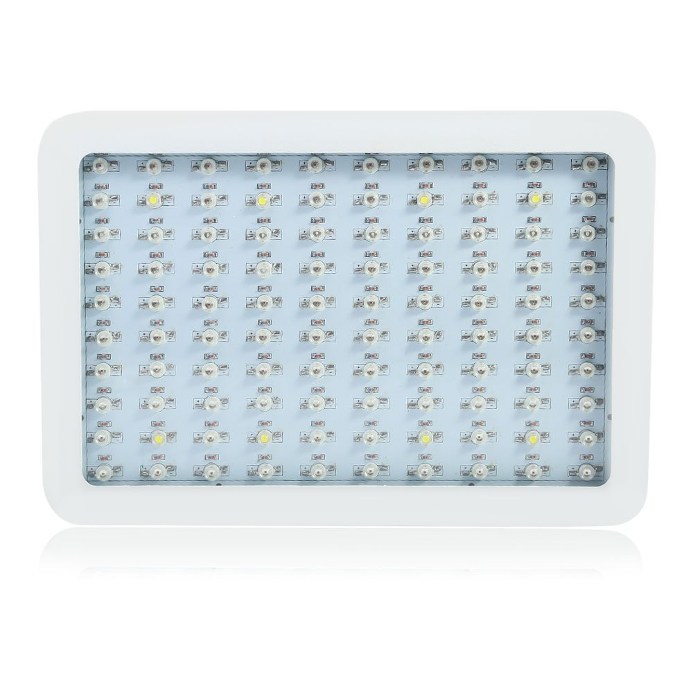 Full Spectrum LED Grow Lights 300W Square Shaped Panel 100W True Watt LED Plant Grow Lights for Indoor Plants US/UK/EU PLUG 200w full spectrum led grow lights led lighting for hydroponic indoor medicinal plants growth and flowering grow tent