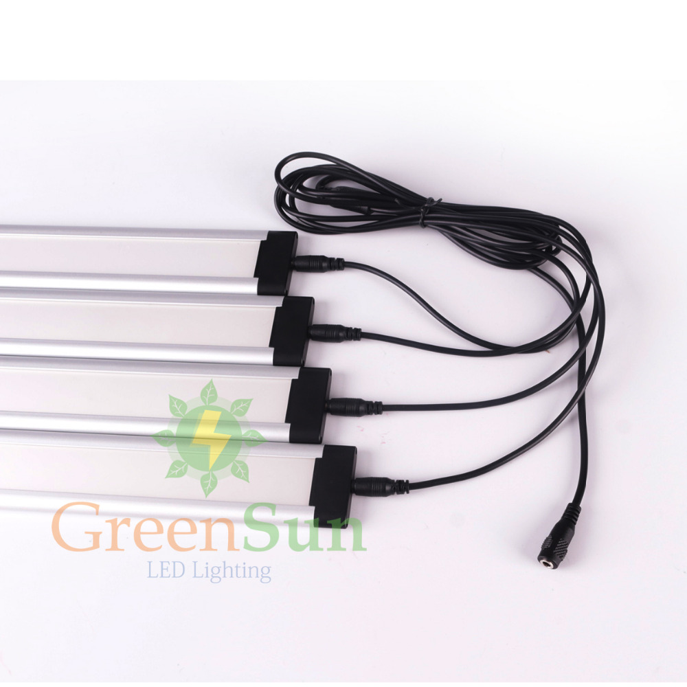 Led Parts 1 Connect 4 Power Cords Extension Wires Cables Wiring Phone Connector Assemblies For Under Cabinet Bar Lights In From Home