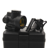 Hunting scope MRO Style Red Dot Sight Holographic Sight Low Mount + Hight Mount fit picatinny rail