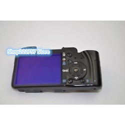 500D Rear Back Cover With LCD And Buttons Flex Cable Camera Repair Parts For Canon