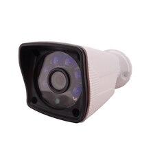 POE Аудио Высокой Четкости 5.0MP Ip-камера H.265 Onivf Открытый Водонепроницаемый 6IR Ночного Видения Микрофон P2P Видеонаблюдения