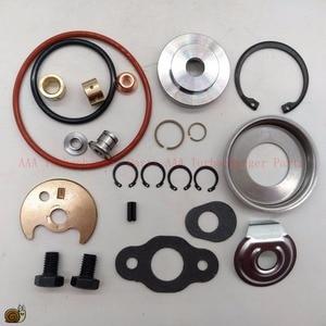 Image 5 - TD04 Turbo parts Repair kits/Rebuild kits 49377,49177 01510/02511/02501/02500 flate back Com wheel AAA Turbocharger parts