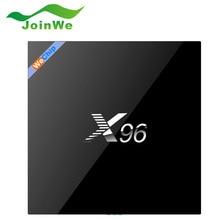 [WeChip] S905X 64 bits Android 6.0X96 TV BOX Amlogic Quad Core 2G 16G KODI16.1 4 K Wifi HDMI Medios 2.0A