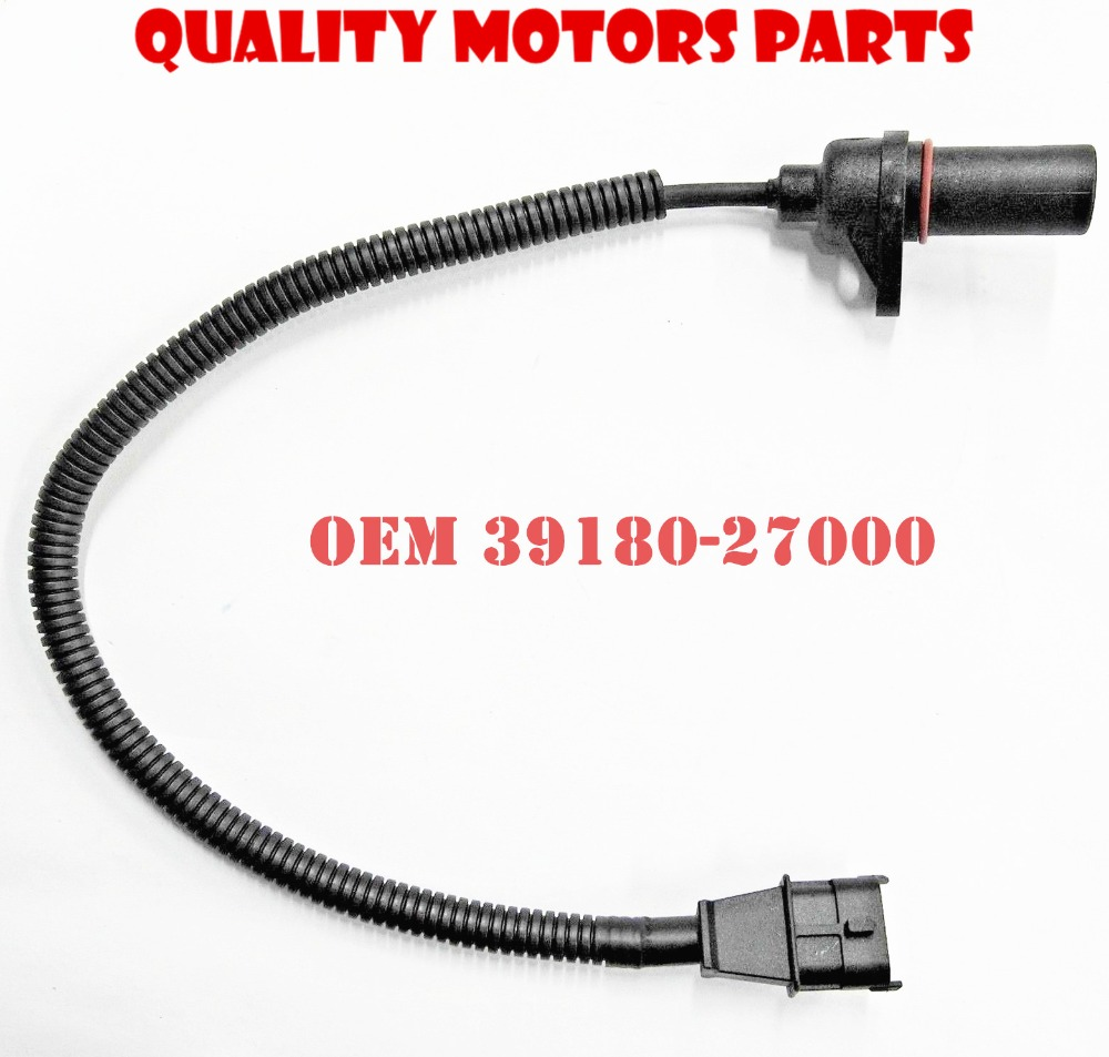 New Crankshaft Position Sensor 39180 27000 For Hyundai