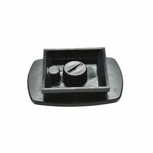 Image 3 - سريعة الإصدار ترايبود Monopod مسمار لولبي الرأس محول جبل ل VCT D680RM D580RM R640 Velbon PH 249Q عموم رئيس