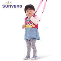 Sunveno الطفل الآمن المشي حزام الطفل المشي أجنحة 2 طرق طفل المشي طفل تنفس babywalker سلامة الطفل تعلم المشي